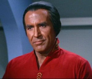 Khan  Noonien Singh The Original played by Ricardo Montalban