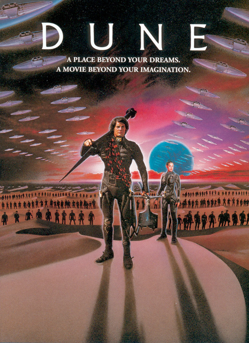 dune movie David lynch sci-fi sy fy science fiction